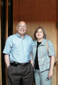 Gary and Shirley Bearce
